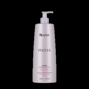 Shampoo per capelli grassi e con forfora