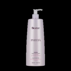 Shampoo per capelli secchi ed opachi