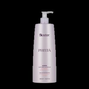 Shampoo per capelli deboli e sensibilizzati