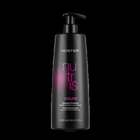 Nutris Color - Shampoo protettivo per capelli colorati e con mèches