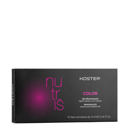 Nutris Color - Olio mineralizzante per capelli colorati e con mèches