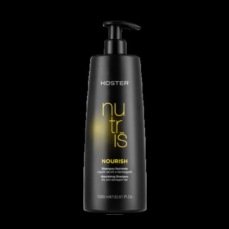 Nutris Nourish – Shampoo nutriente per capelli secchi e danneggiati