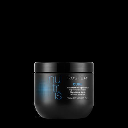 Nutris Curl – Maschera capelli ricci e mossi